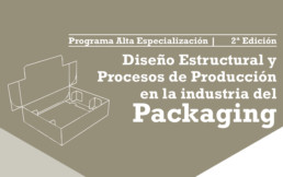 Programa especialización Packaging