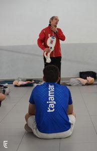 Primeros auxilios TSEAS Tajamar